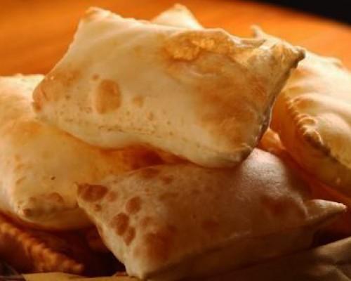 Gnocco fritto con selezione di salumi